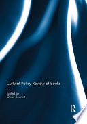 Cultural Policy Review of Books Pdf/ePub eBook