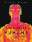 Pdf Bacteriology of Humans