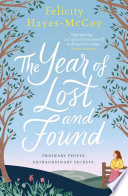 The Year of Lost and Found Book