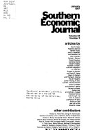Southern Economic Journal