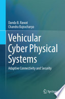 Vehicular Cyber Physical Systems Book