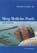 Sleep Medicine Pearls Book