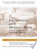 Encounters With Melanie Klein