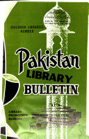 Pakistan Library Bulletin