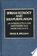 Stream Ecology and Self Purification Book