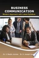 Business Communication Book PDF