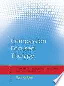 Compassion focused therapy distinctive features