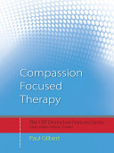 Compassion Focused Therapy Pdf/ePub eBook