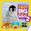 National Geographic Little Kids First Big Book of Why 2 Book