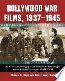 Hollywood War Films 1937 1945