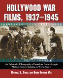 Hollywood War Films, 1937Ð1945 Pdf/ePub eBook