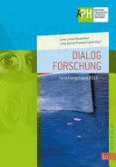 Dialog Forschung. Forschungsband 2015