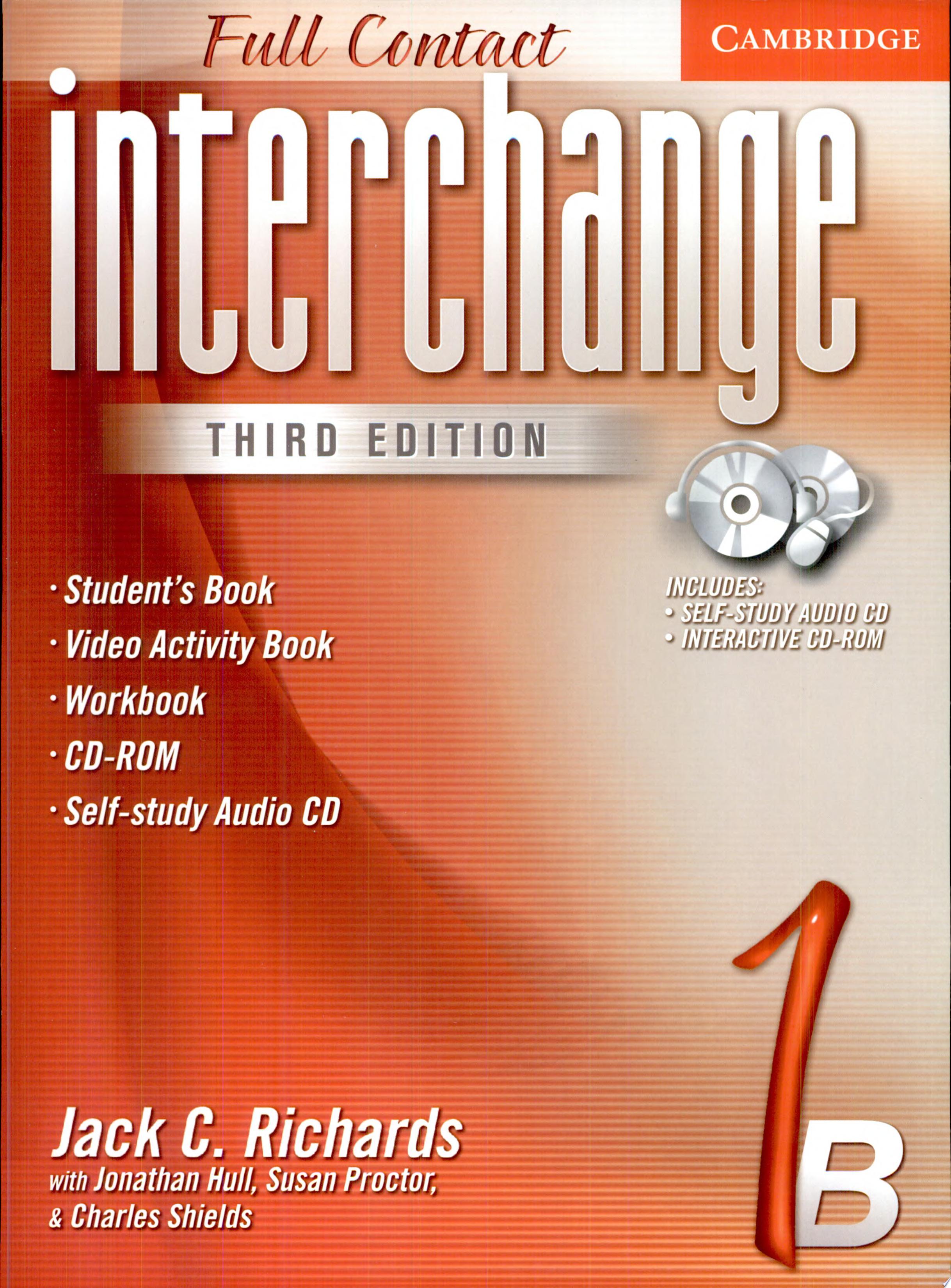 Interchange Full Contact 1b
