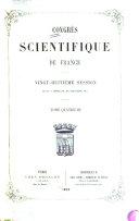 Congrès Scientifique de France