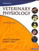 Textbook Of Veterinary Physiology James G Cunningham Bradley G Klein 4th Edition