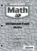 Intervention Workbook and Master Copy