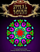Spiral Bound Mandala Coloring Book   Vol 4