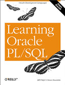 Learning Oracle PL SQL