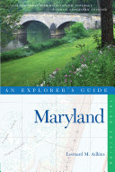 Explorer's Guide Maryland