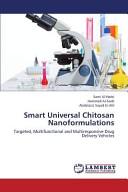 Smart Universal Chitosan Nanoformulations Book