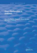 Heart Dysfunction In Diabetes