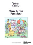 Winnie the Pooh Plans a Party