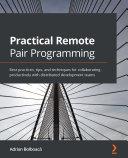 Practical Remote Pair Programming [Pdf/ePub] eBook
