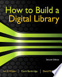 How to Build a Digital Library Book