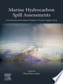 Marine Hydrocarbon Spill Assessments