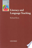 Literacy And Language Teaching