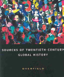 Sources of Twentieth century Global History Book PDF