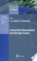 Industrial Information And Design Issues Book PDF