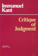 Three Critiques