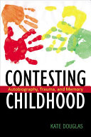 Contesting Childhood Book