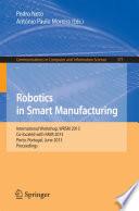 Robotics in Smart Manufacturing
