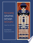 Reading Graphic Design History Book
