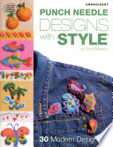 Punch Needle Designs with Style