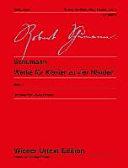 Werke für Klavier zu vier Händen: 12 vierhändige Klavierstücke für kleine und grosse Kinder, op. 85 ; Kinderball, op. 130