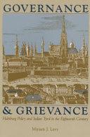 Governance & Grievance Pdf/ePub eBook
