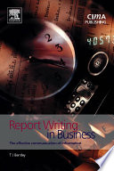 Report Writing in Business Book