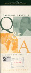 Parkinson s Disease Q   A Book