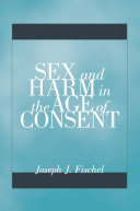 Sex and Harm in the Age of Consent Pdf/ePub eBook