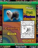 Your Pet Photos Coloring Book