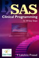 SAS Clinical Programming