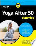 Yoga After 50 For Dummies Book