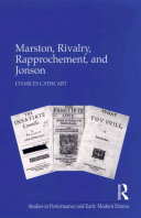 Marston, Rivalry, Rapprochement, and Jonson [Pdf/ePub] eBook