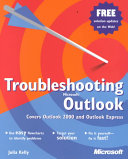 Troubleshooting Microsoft Outlook Book
