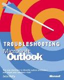 Troubleshooting Microsoft Outlook