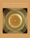 State Constitutions of the United States Pdf/ePub eBook