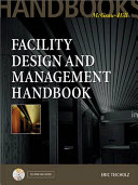 Facility Design and Management Handbook Pdf/ePub eBook